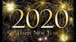 Happy New Year 2020 Whatsapp Status | Happy new Year 2020 status download