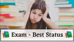 Best Exam Status Exam Special Video Status download