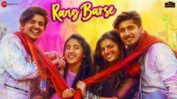 Rang Barse Whatsapp status Holi Me Rang Raj Raj Barshe New Holi Sameeksha,Vishal,Bhavin Status