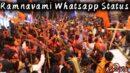 Hazaribagh Ramnavami WhatsApp Status 2021 Ram navami hazaribagh 2021