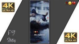 kaash use bhi fark padta sad status true line new trending full screen 4k status Download
