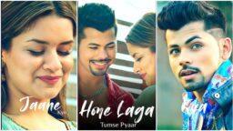 Hone Laga Tumse Pyaar Teaser Status Siddharth Nigam & Avneet Kaur Fullscreen Romantic Status Download